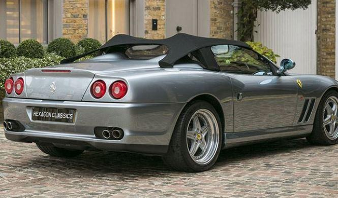 Venta Ferrari 550 Barchetta