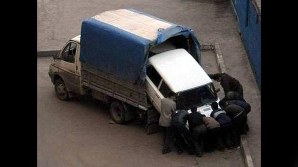 formas estupidas transportar cosas