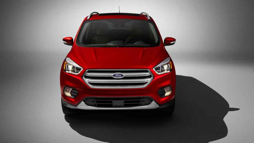Ford Escape morro