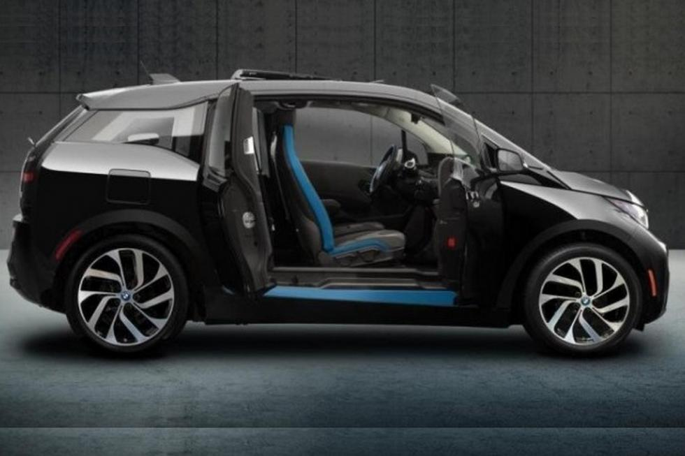 BMW i3 Shadow Sport Edition lateral