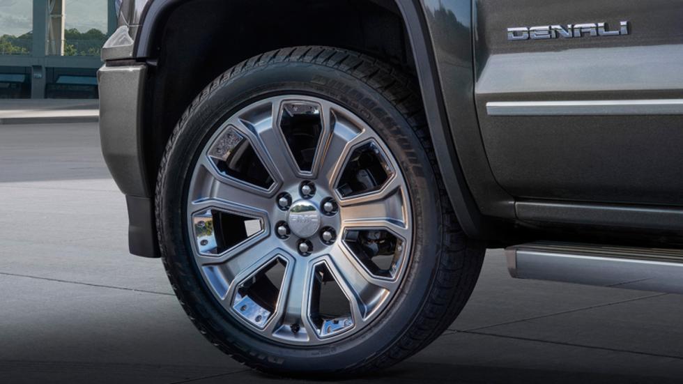 GMC Sierra Denali Ultimate rueda