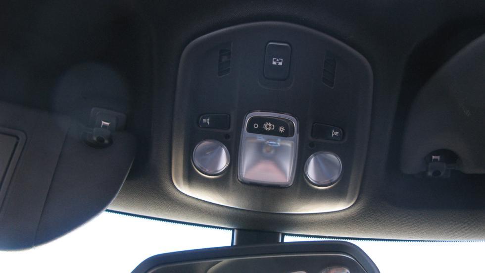 DS3 cabrio capota botón