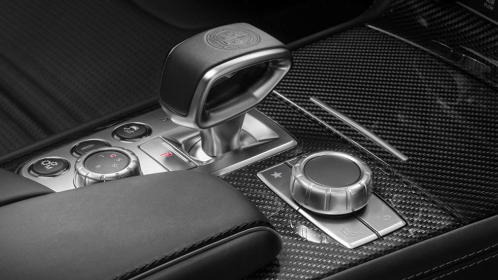 Mercedes SL 2016 cambio