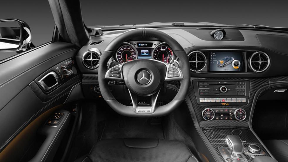 Mercedes SL 2016 volante