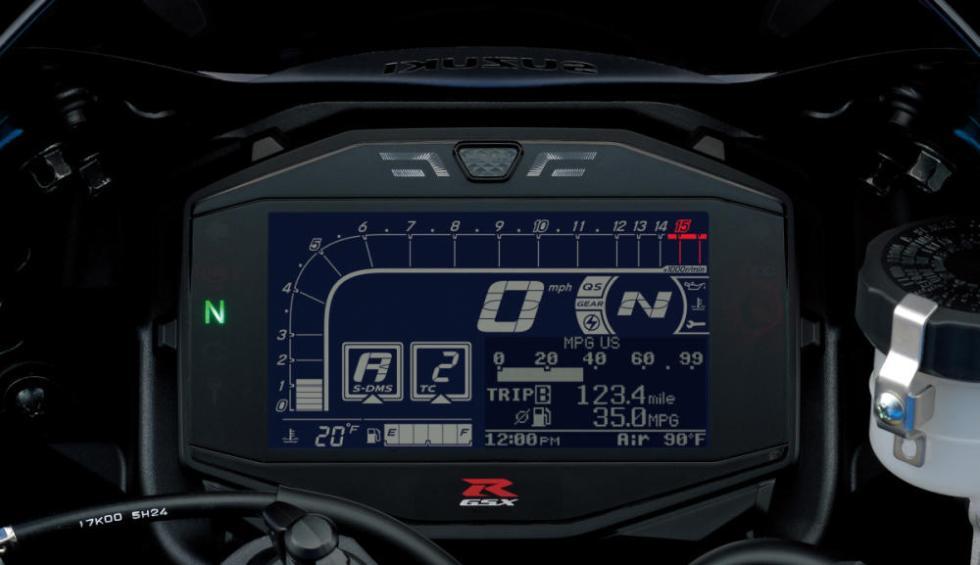 Suzuki-GSXR-1000-2016-cuadro-instrumentos