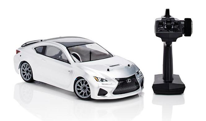 Lexus RC F radiocontrol