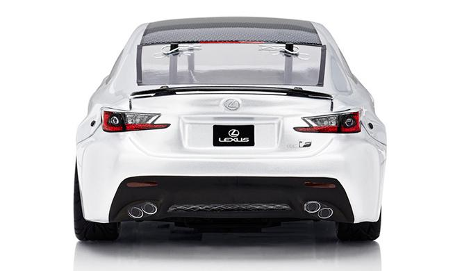 Lexus RC F radiocontrol 7