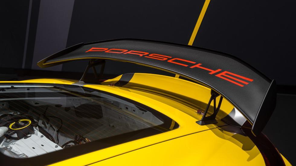 Porsche Cayman GT4 Clubsport aleron