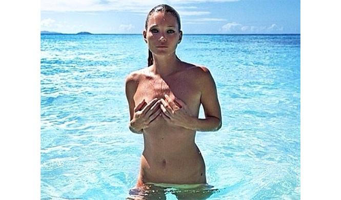 Celebrities desnudas en Instagram 2