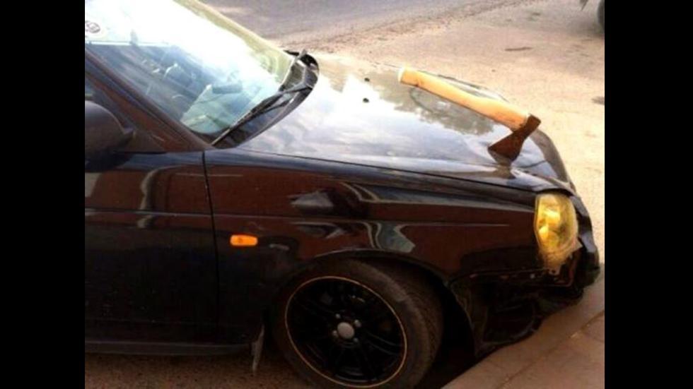 coches-víctimas-venganzas-hacha