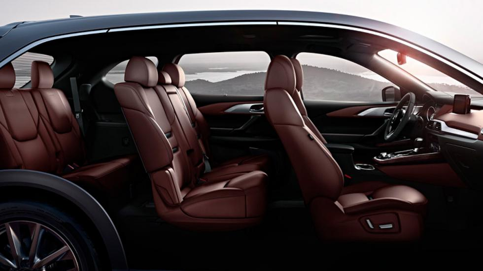 Mazda CX-9 2016 asientos