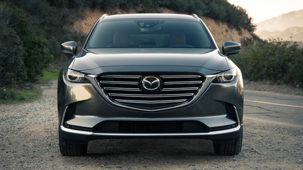 Mazda CX-9 2016 frontal