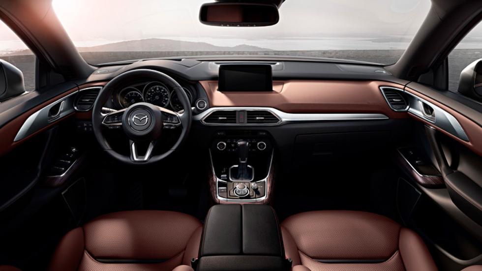 Mazda CX-9 2016 salpicadero