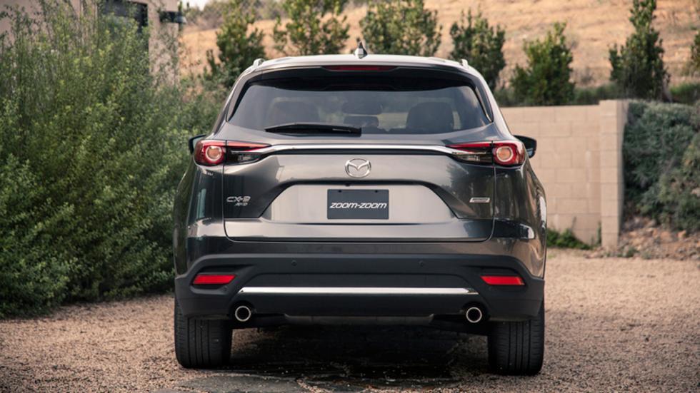 Mazda CX-9 2016 trasero