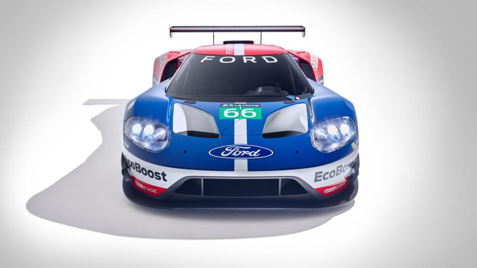 Ford GT GTE frontal