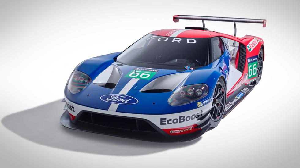 Ford GT GTE