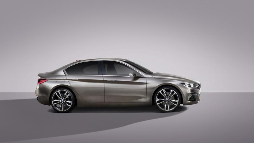 BMW Compact Sedan Concept lateral