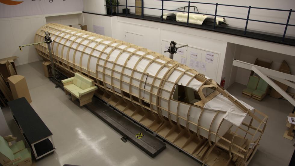 construcción jet