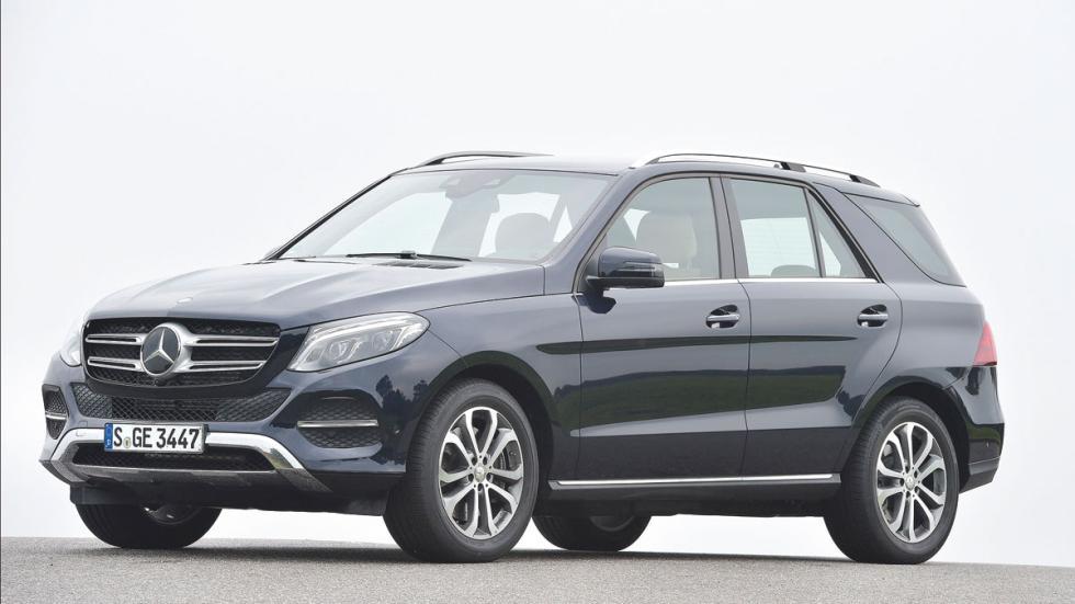 Comparativa SUV lujo Mercedes GLE