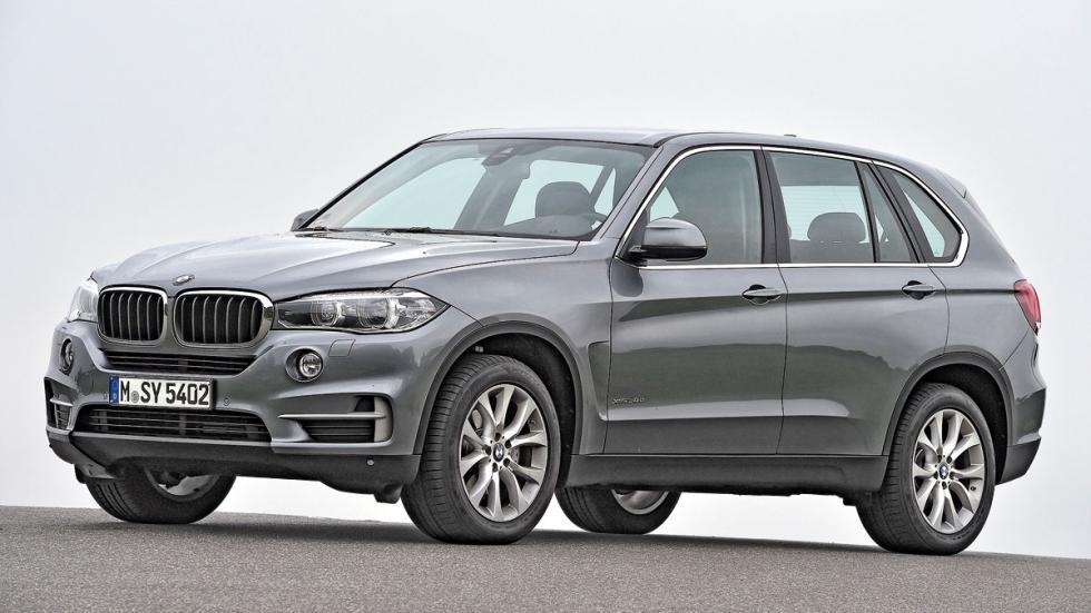 Comparativa SUV lujo BMW X5