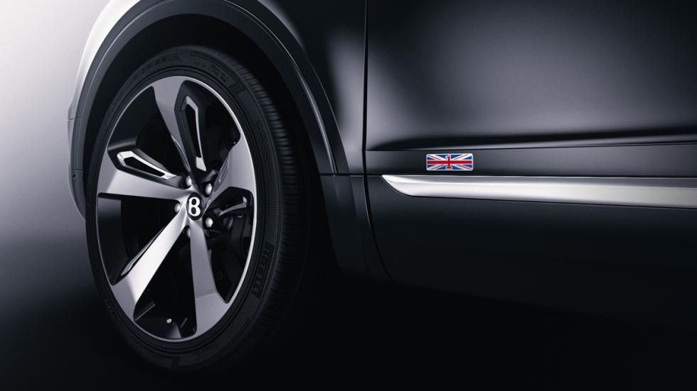 Bentley Bentayga First Edition llantas