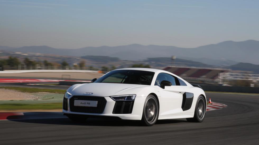 Audi Sportscar Driving Experience nuevo audi r8