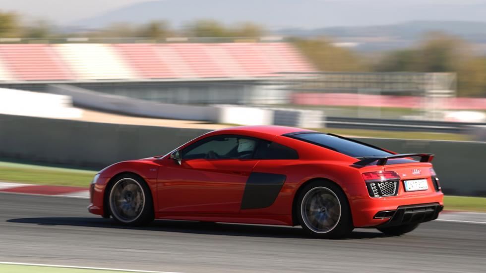 Audi Sportscar Driving Experience r8