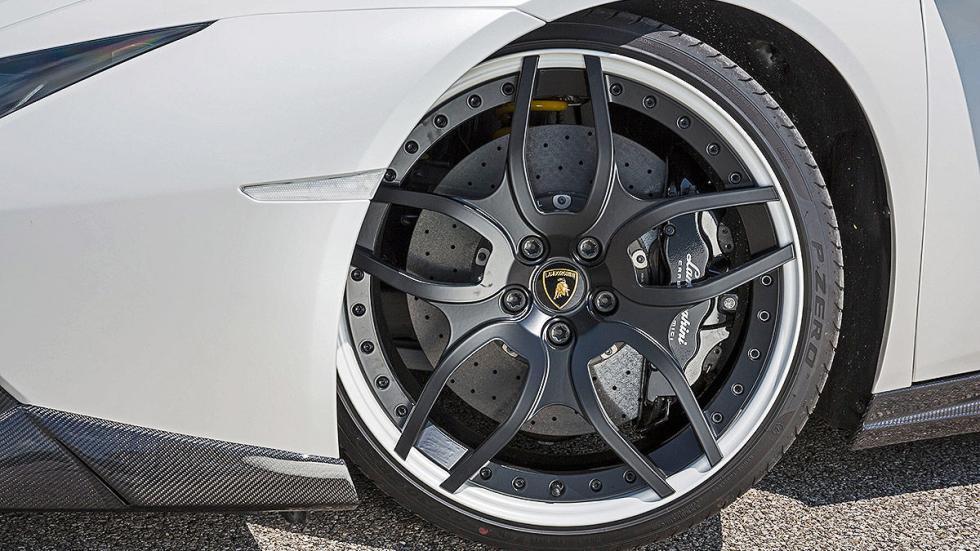 Lamborghini Huracán llanta