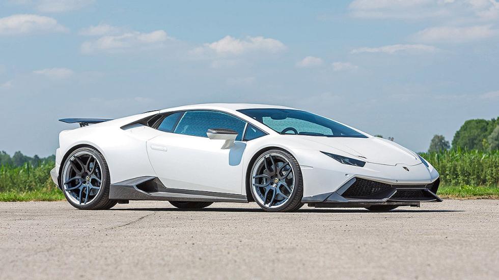 Lamborghini Huracán lateral