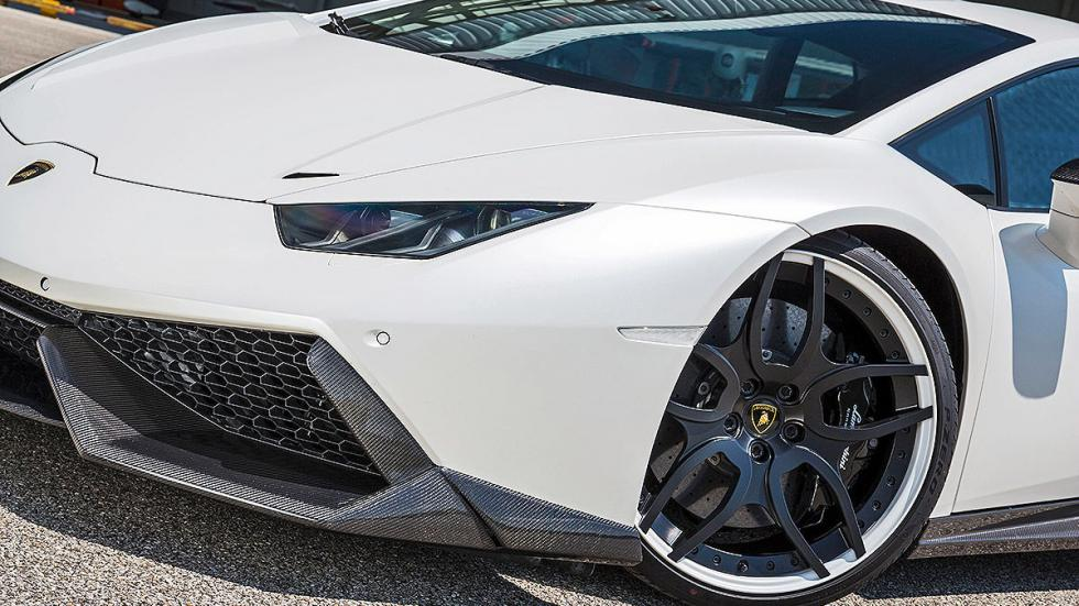 Lamborghini Huracán faro