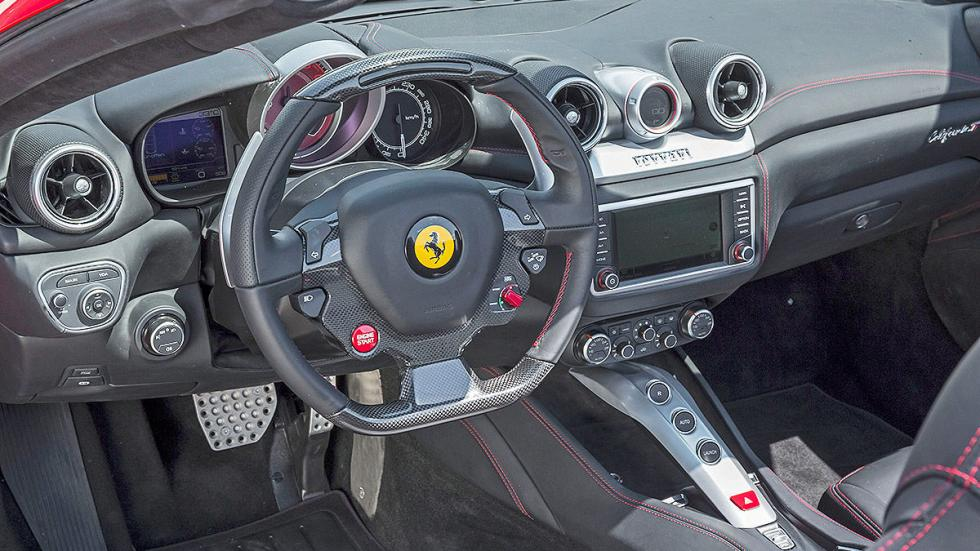 Novitec Ferrari California interior