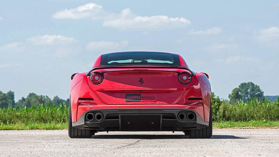 Novitec Ferrari California zaga