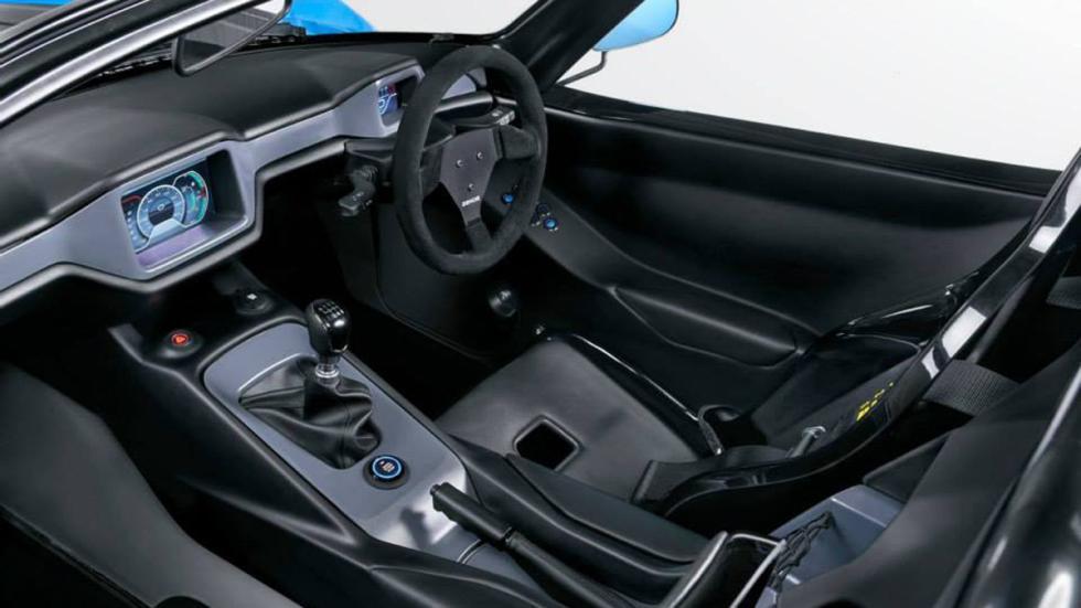 Zenos E10 R interior