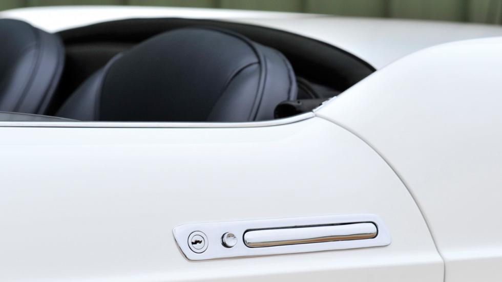 Ferrari 250 GT Cabriolet puerta