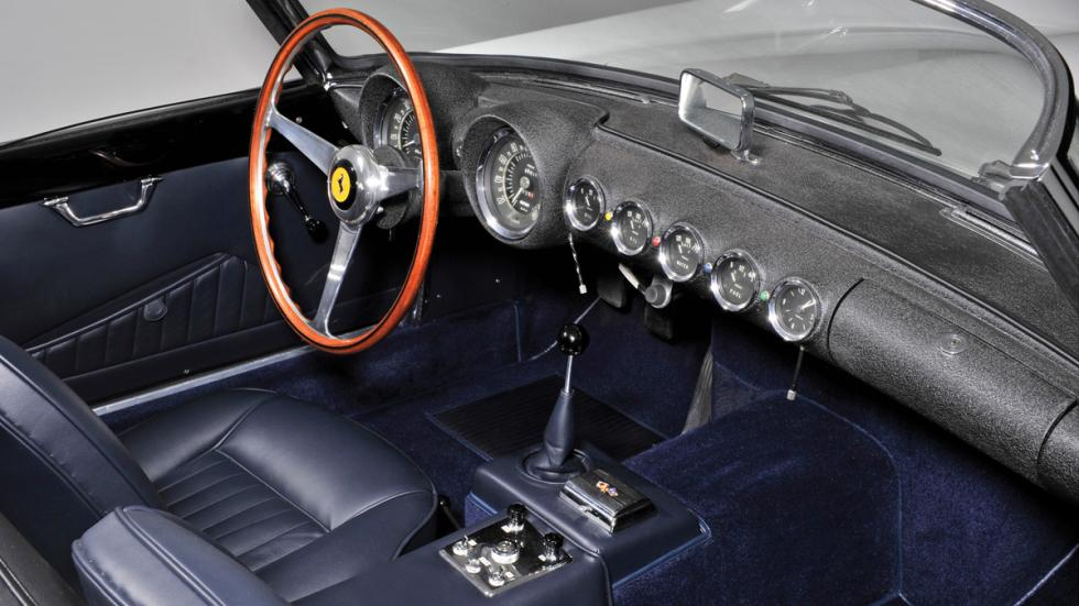 Ferrari 250 GT Cabriolet interior