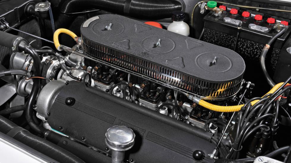 Ferrari 250 GT Cabriolet motor