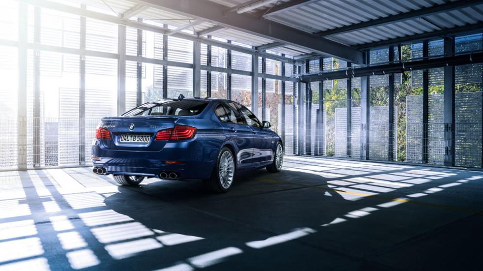 Alpina B5 Bi-Turbo 2016 berlina
