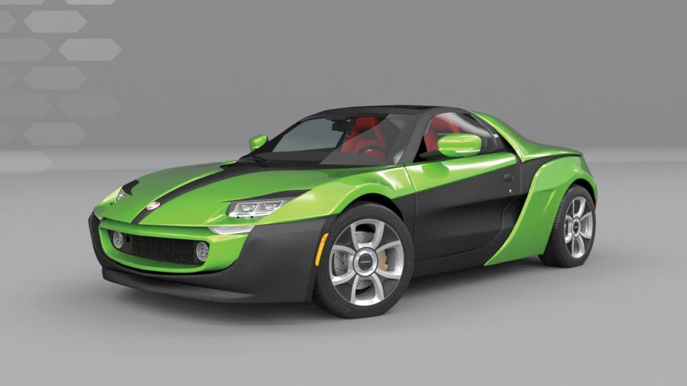 Fiat XXX Idecore verde