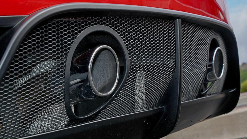 Maserati Gran Turismo escapes