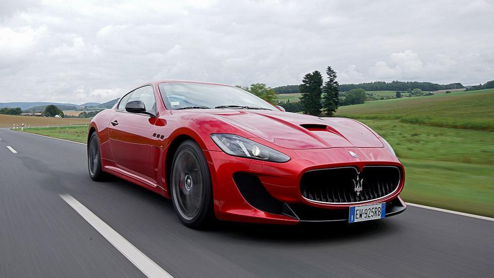 Maserati Gran Turismo morro