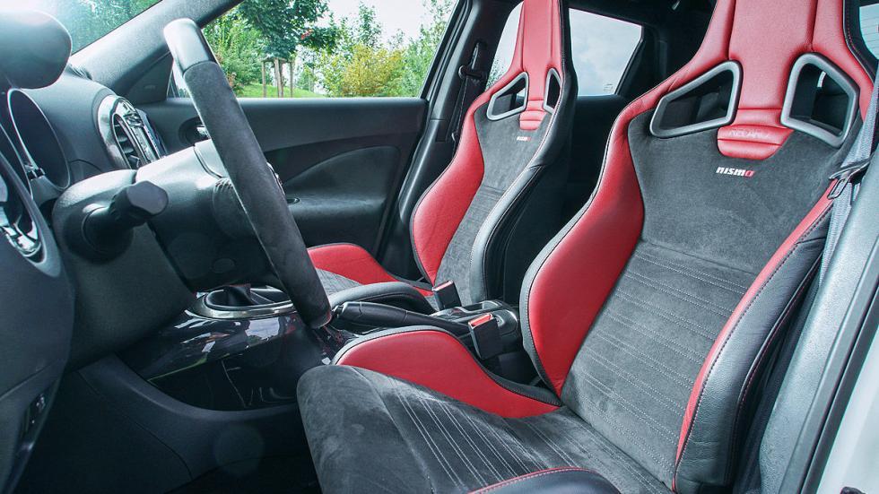 Maserati Gran Turismo asientos