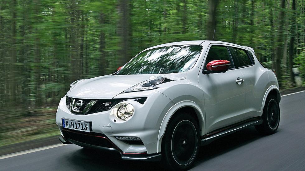 Nissan Juke Nismo morro