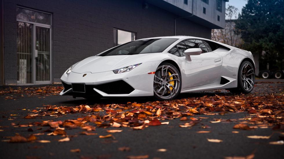 Lamborghini Huracan pur wheels