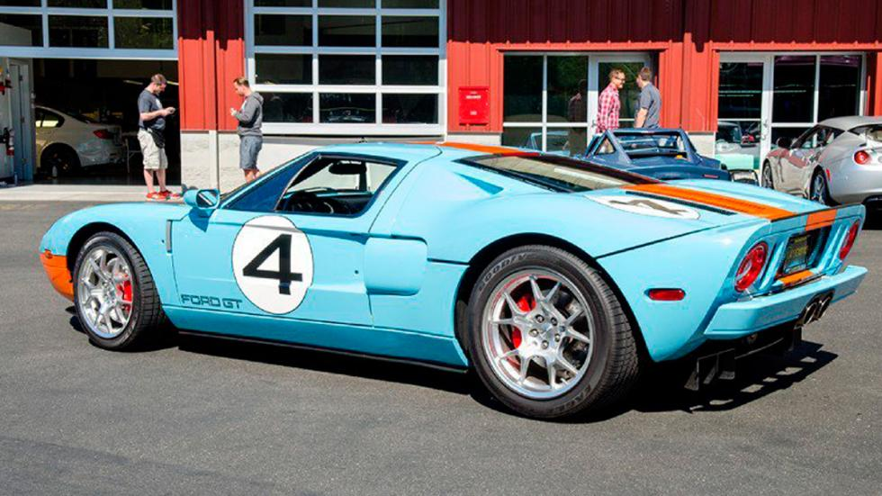 Ford GT Heritage Edition lateral