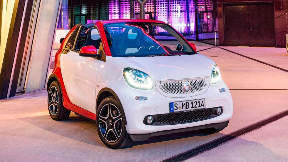Smart FowTwo Cabrio 2016