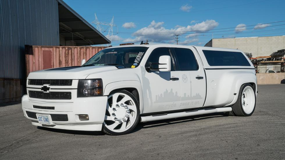 Chevrolet Silverado Forgiato 26