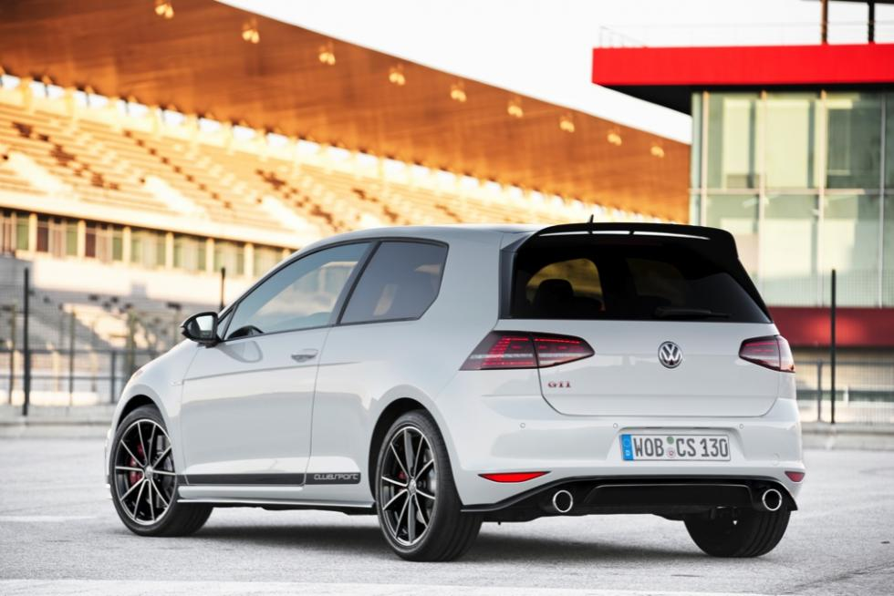 Fotos Volkswagen Golf GTI Clubsport