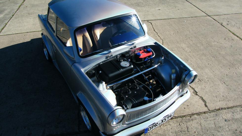 Trabant 601 de TuningXperience