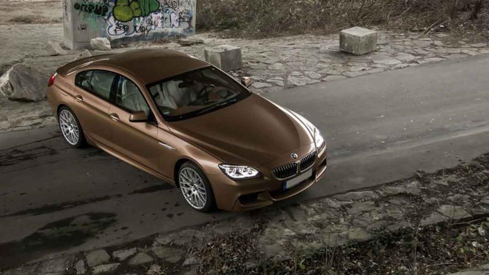 BMW 650i by Noelle Motors aérea