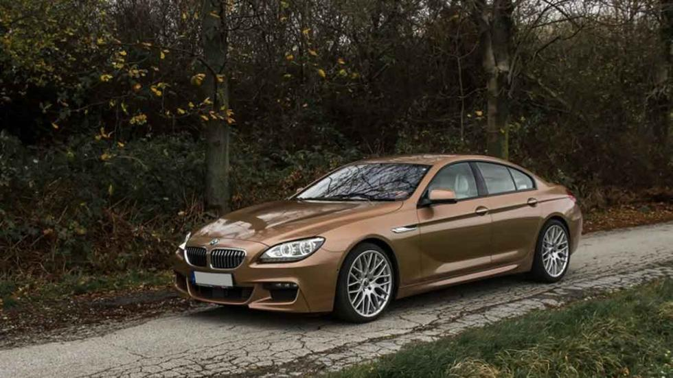 BMW 650i by Noelle Motors lateral